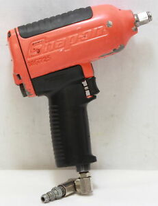 Snap on Tools mg725 1 2 Heavy duty Air Impact Wrench used