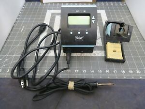Weller Programmable Digital Soldering Station Power Unit Pencil