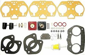 Weber Idf Master Rebuild Kit With Floats By Radke For 40 44 48 Idf Carb Eac