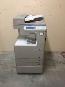 Canon Imagerunner Advance C2225 Color Copier 9000 Copies On Meter pick up Only