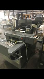 Hobart Automatic Meat Grocery Wrapper Wrapping Scale System