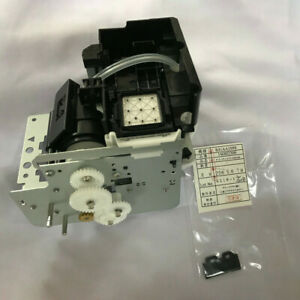 Pump Capping Assembly Maintenance Cap Station For Mutoh Vj1604e 1624 With Wiper