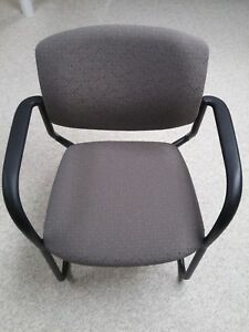 Sitonit Seating Freelance Premium Office Guest Side Chairs Barely Used