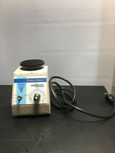 Vwr Scientific Products Vortex Genie 2 Vortex Mixer G 560