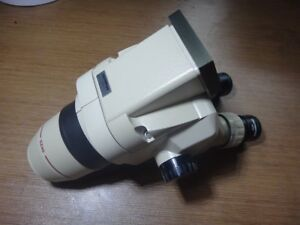 Olympus Sz40 Trinocular Microscope original 20x Eyepieces Good Conditiondhl Ems