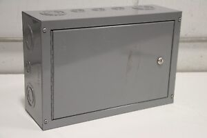 Wire Guard System Ftc 3 Electric Cabinet Junction Pull Box Type 1 12 x18 x6