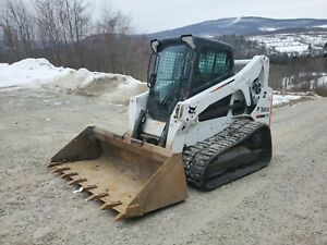 Kubota M59 Tractor Loader Backhoe Exceptional Low Hours Ready To Work We Ship