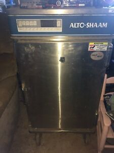 Alto Sham 1000 th iii Cook And Hold Oven used