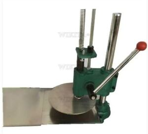 Big Dough Roller Sheeter Pasta Maker Household Pizza Dough Pastry Press Machi Mf