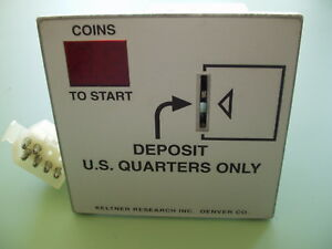 Keltner Coin Drop Fl 1r Sqa P n 4936436 For Speed Queen Superload Washers
