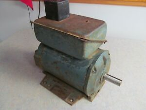 Reliance 380578 1 5 Hp 1725 Rpm T56 Frame 115 230 Volt Single Phase Motor