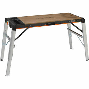 X tra Hand 2 in 1 Portable Step Up Work Platform 500 lb Capacity