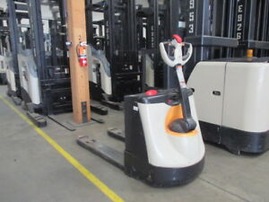 2011 Crown Electric Pallet Jack
