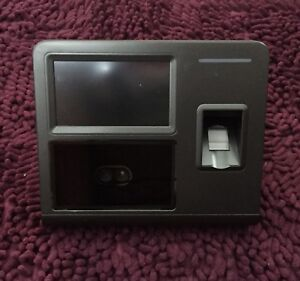Face Recognition Terminal With Finger Print Scanner