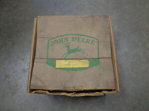 John Deere Us Unstyled G Air Cleaner Oil Cup Nos Af509r