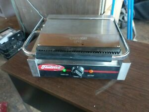 Fleetwood Commercial Panini Grill Sandwich Maker Press Electric Restaurant