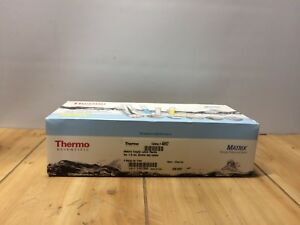 Thermo Scientific Matrix Empty Latch Racks For 1 0ml Screw Top Tubes 4897