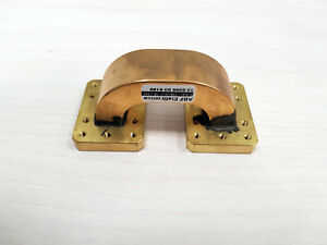 Fba Elettronca Microwave Waveguide Wr 75 Bend 180 10 15ghz