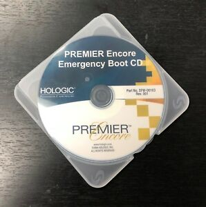 Fluoroscan 60000 Premier Encore Mini C arm Xray Emergency Boot Cd