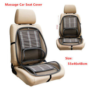 Car Seat Cover Universal Massage Home Chair Pad Protector Breathable Cushion New