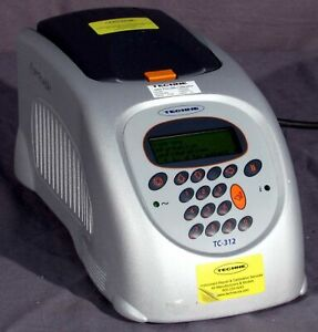 Good Techne Tc 312 Pcr 25 well Thermal Cycler System 120 230v