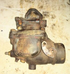 Farmall M Tractor Carburetor Ih Tractor Ihc Carb Part W6 Mv Early Sm Part