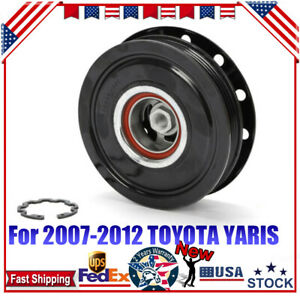 For Toyota Yaris 2007 12 1 5l Ac Compressor Clutch Kit Pulley Coil Clutch Plate