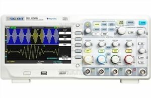 All New Digital Oscilloscope Siglent Sds1074cfl 70mhz