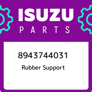 8943744031 Isuzu Rubber Support New Genuine Oem Part