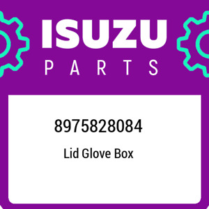 8975828084 Isuzu Lid Glove Box New Genuine Oem Part