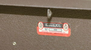 Used Kennedy Model 520 7 drawer Machinist s Tool Chest Box