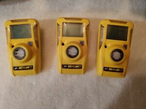 Bw Clip H2s Monitors Lot Of 3