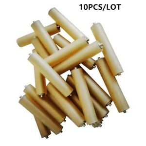 10 Pinch Rollers Solvent Resistant For Mutoh Valuejet Series Vj 1604 1624 1638