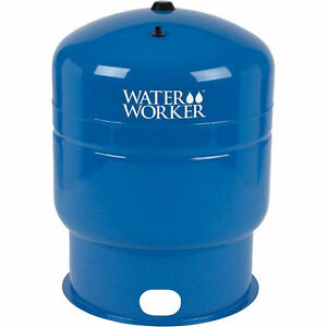 Water Worker Vertical Pressurized Well Tank 119 gal Cap