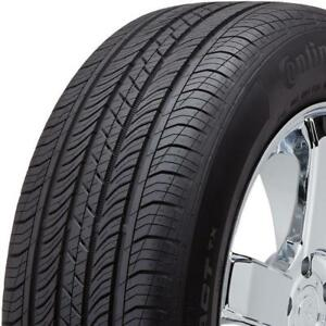 4 New 195 65r15 91h Continental Procontact Tx 195 65 15 Tires
