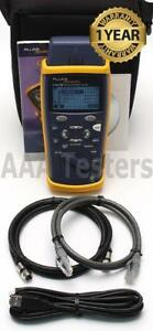 Fluke Networks Cableiq Qualification Tester Ciq 100 Ciq