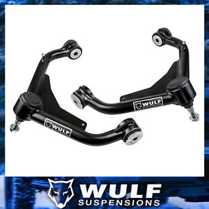Upper Control Arms For 2 4 Lift Kits Fits 2001 2010 Chevy Silverado 2500 3500