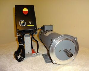 Knife Making 1 5 Hp Motor And Variable Speed Control Kit With Forward