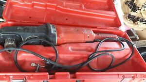 Milwaukee Tool super Hawg Right Angle Drill Light Use