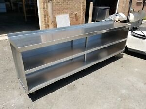 Foodservice Commercial Stainless Steel Pickup prep Station