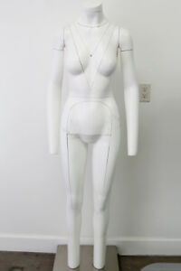 Female Invisible Ghost Mannequin With Removable Neck Arms And Legs