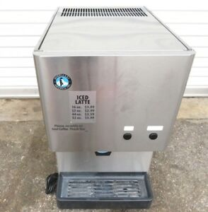 Hoshizaki Contertop Ice Machine W Water Dispenser Dcm 270bah