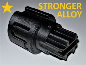 Stronger Vw Mk4 Blend Door Pin Bushing 1h0819136 Jetta Golf Beetle Gti Improved