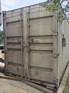 High Cube Container 40 Shipping Sealand