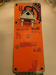 Belimo Fsnf120 fc Us Actuator Ships On The Same Day Of The Purchase