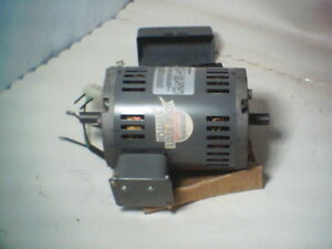 Franklin Electric Motor 4103685401 1 2hp 1ph 3550 Rpm 208 240 Volt Ac 60hz