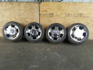 Mercedes 129 500sl Sl500 Sl600 18 18 Inch Lorinser Wheels Rims Alloys Set D93