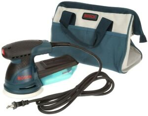 Bosch Random Orbital Disc Sander Polisher 5 in. 2.5 Amp Corded Lock On Switch