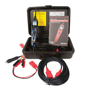 Power Probe Pp3s07as Pp3s With Case Acc Blue Flame