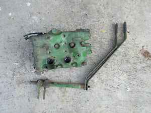 John Deere 820 830 Dual Hydraulic Unit For Tractors With Pony